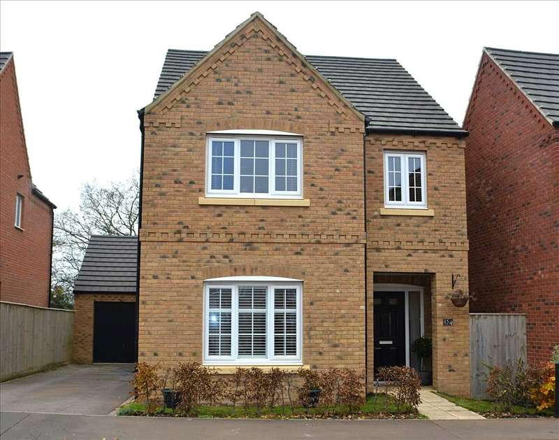 4 Bedrooms Detached House for sale in Bishy Barny Bee Gardens, Swaffham