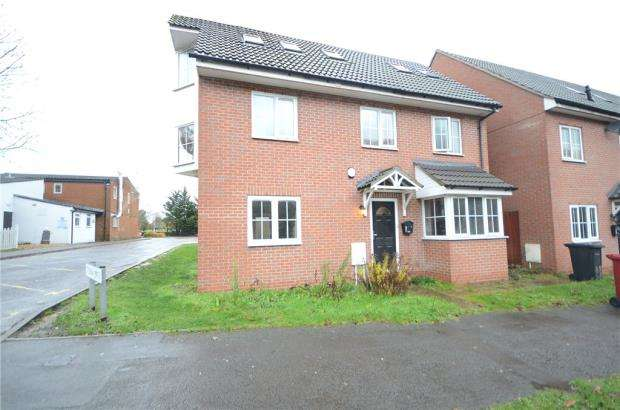 4 Bedrooms Detached House for sale in Pottery Road, Tilehurst, Reading