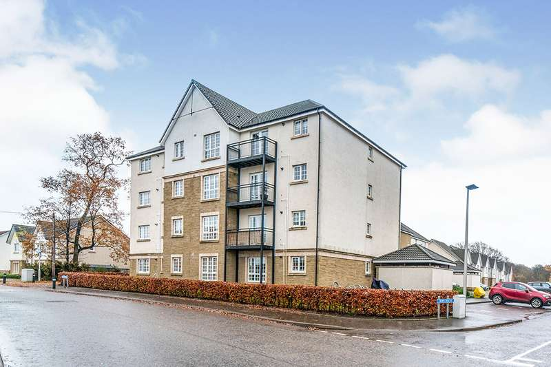 2 Bedrooms Apartment Flat for sale in Crown Crescent, Larbert, Stirlingshire, FK5