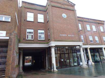 2 Bedrooms Flat for sale in Albion House, 14-18 Lime Street, Bedford, Bedfordshire