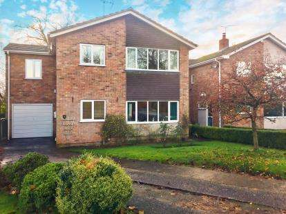 4 Bedrooms Detached House for sale in Baddiley Close, Baddiley, Nantwich, Cheshire