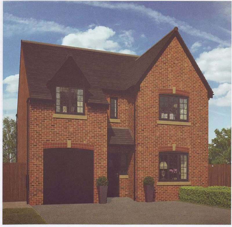 4 Bedrooms Detached House for sale in Arcot Manor, Cramlington