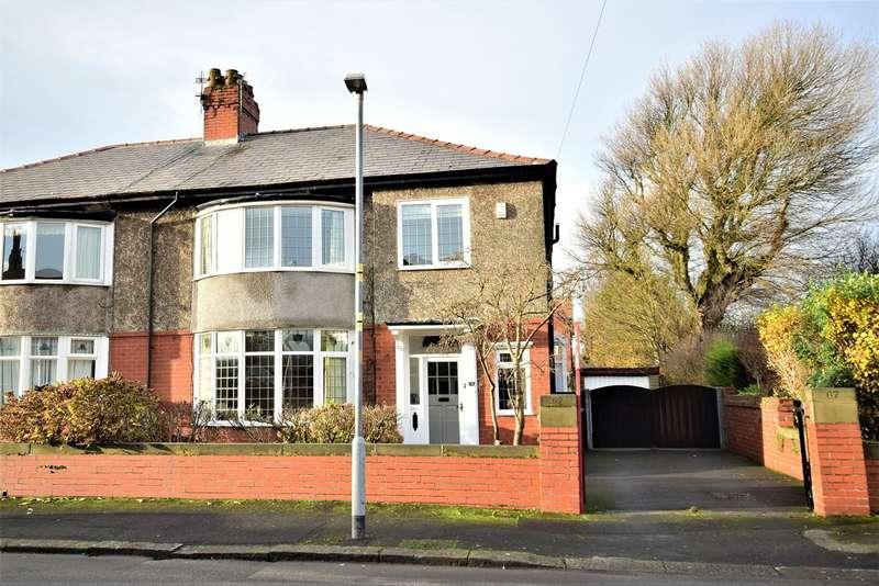 3 Bedrooms Semi Detached House for sale in Glen Eldon Road, Lytham St Annes, FY8