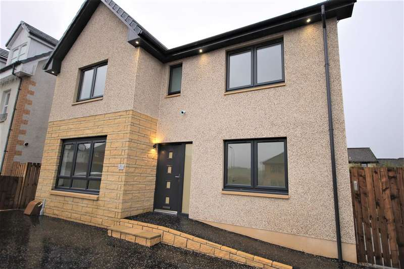 5 Bedrooms Detached House for sale in Avalon Place, Caldercruix