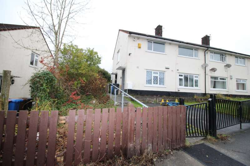 2 Bedrooms Apartment Flat for sale in Buile Hill Avenue, Little Hulton, Manchester, M38