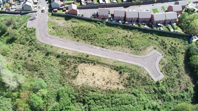 Land Commercial for sale in Forest Grove, Cefn Fforest, Blackwood