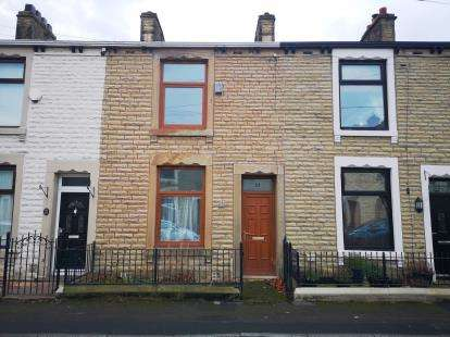 2 Bedrooms Terraced House for sale in St. James Road, Church, Accrington, Lancashire, BB5