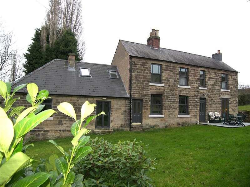 5 Bedrooms Detached House for sale in Nottingham Road, Belper, Derbyshire, DE56