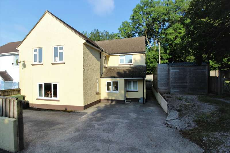 4 Bedrooms Semi Detached House for sale in Halwill, Beaworthy