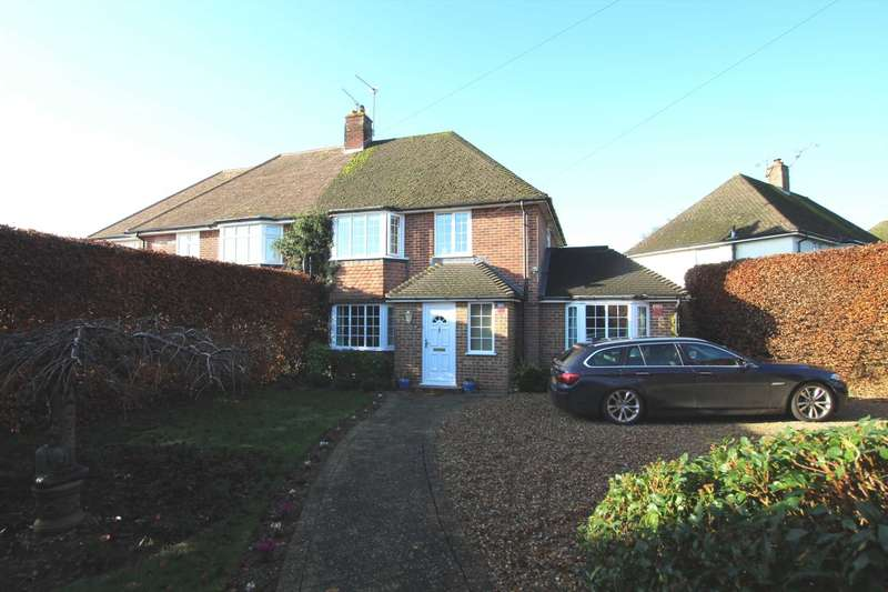 3 Bedrooms Semi Detached House for sale in Evesham Road, Emmer Green, Reading
