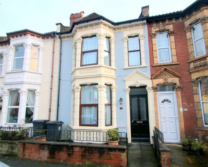 3 Bedrooms Property for sale in Pearl Street, Bedminster BS3