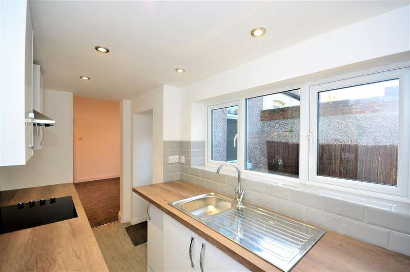 2 Bedrooms Cottage House for sale in Montague Street, Fulwell, Sunderland