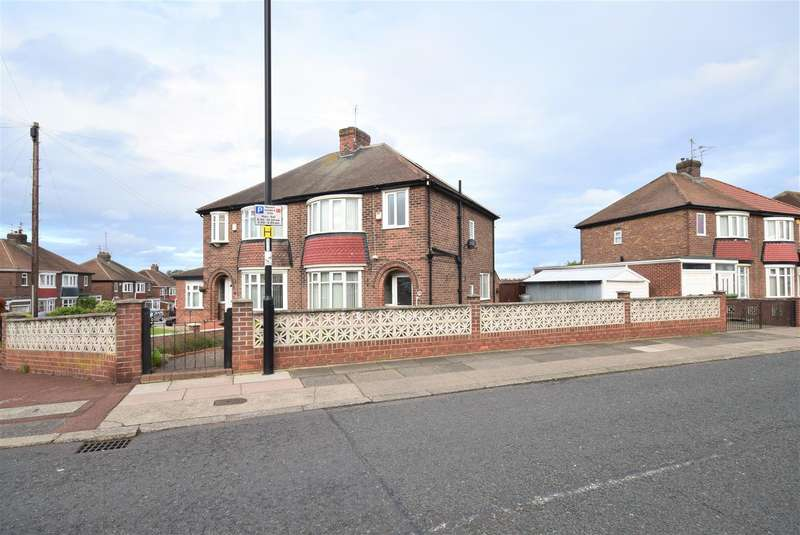 3 Bedrooms Semi Detached House for sale in Alston Crescent, Fulwell, Sunderland