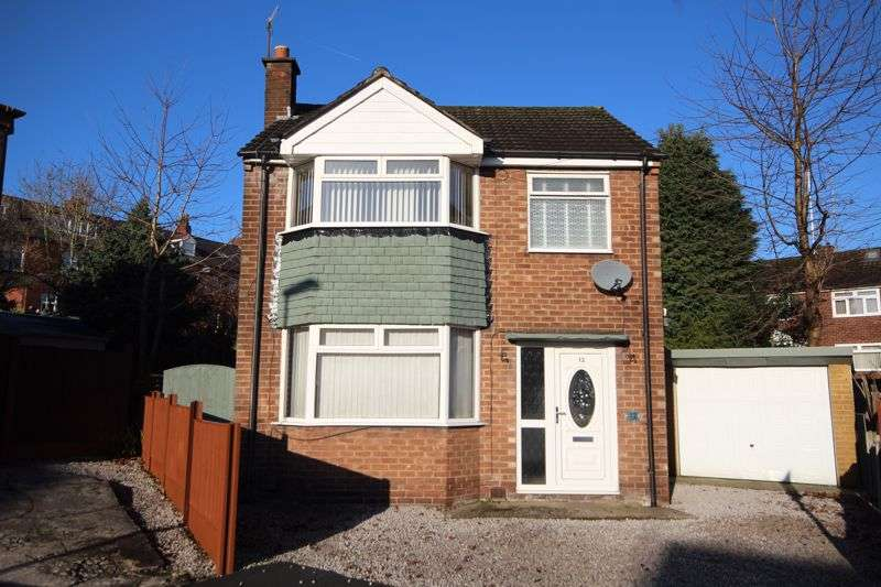3 Bedrooms Property for sale in EMERSON DRIVE, Middleton, Manchester M24 5UB