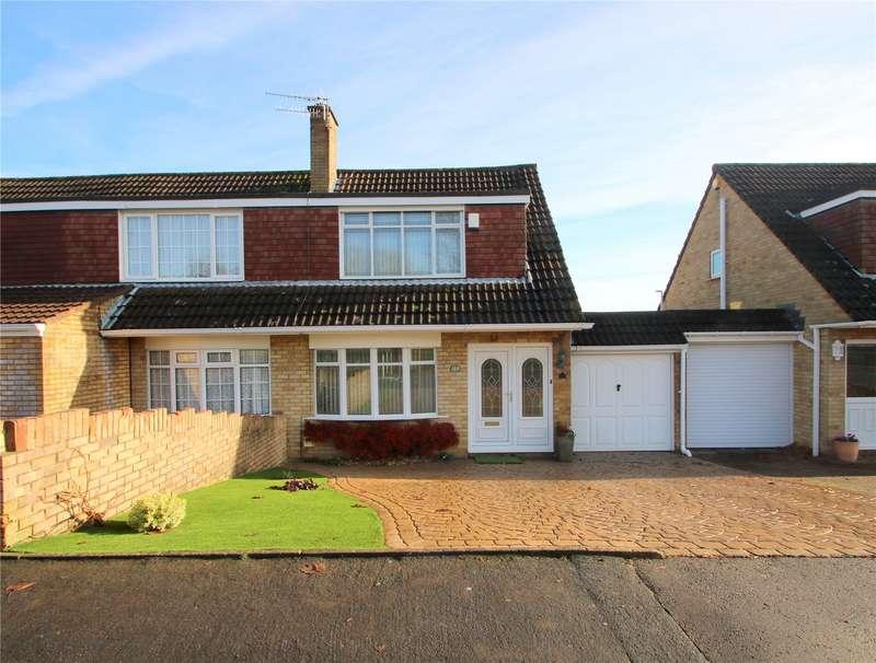 3 Bedrooms Semi Detached House for sale in Headley Lane, Headley Park, Bristol BS13