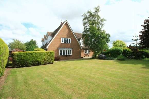 5 Bedrooms Detached House for sale in Wardentree Lane, Pinchbeck