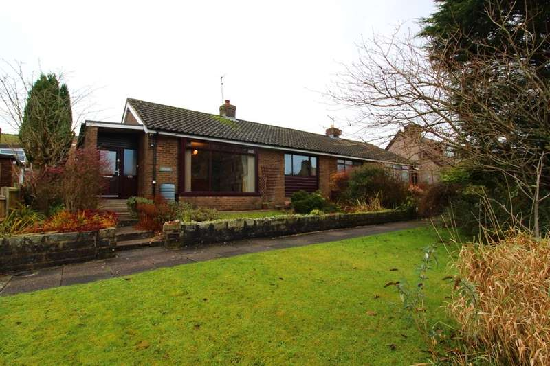 2 Bedrooms Semi Detached Bungalow for sale in Newchurch Road, Rossendale, BB4
