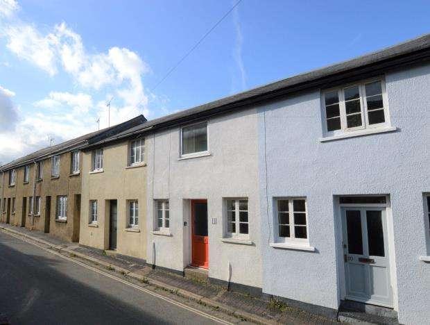 2 Bedrooms Terraced House for sale in Jordan Street, Buckfastleigh, Devon