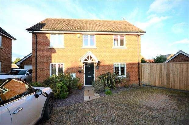 4 Bedrooms Detached House for sale in Hilltop Gardens, Spencers Wood, Reading