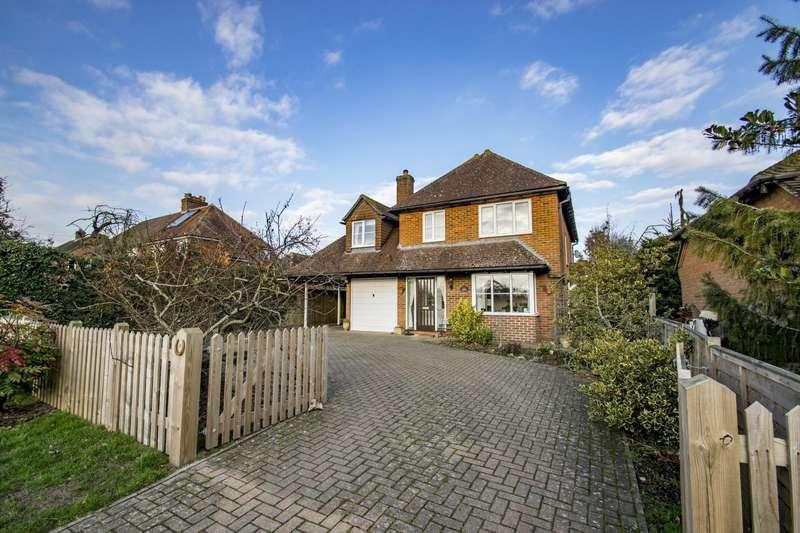 4 Bedrooms Detached House for sale in Westridge Green, Streatley, RG8