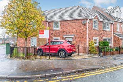 3 Bedrooms Terraced House for sale in Catherine Way, Newton Le Willows, Merseyside