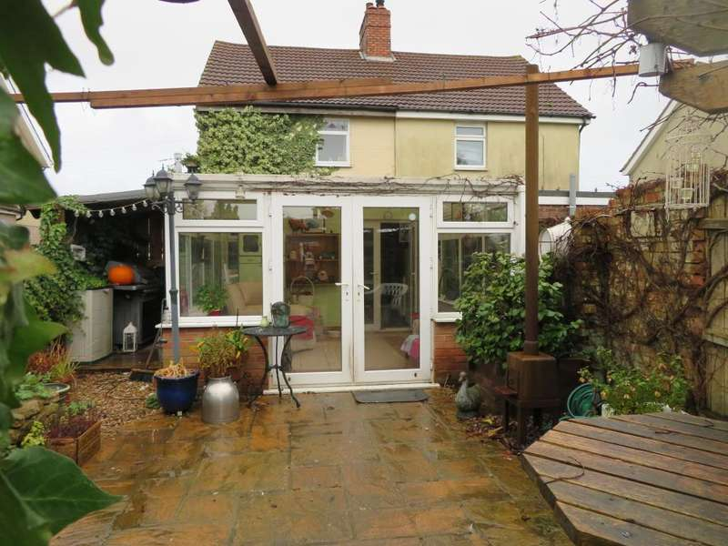 3 Bedrooms Semi Detached House for sale in Main Road, Gedney Drove End, Spalding, Lincs, PE12 9PD