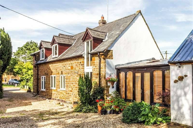3 Bedrooms Detached House for sale in The Green, Byfield, Northamptonshire, NN11
