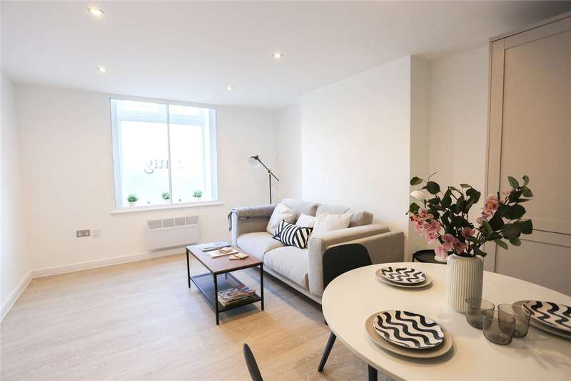 2 Bedrooms Apartment Flat for sale in The Florist, 100 Shaw Heath, Stockport, Cheshire, SK2