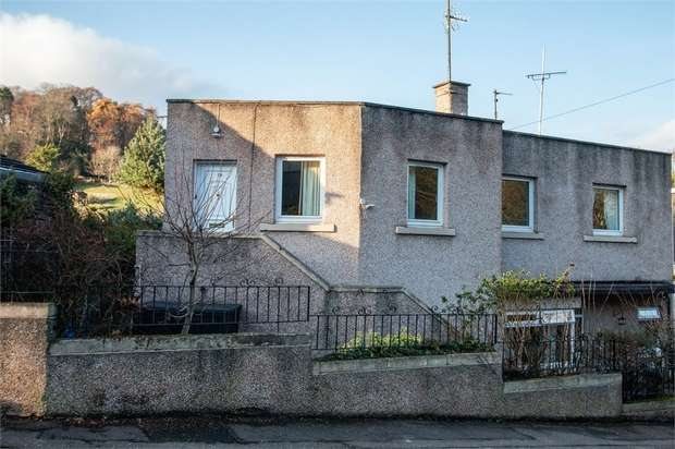 2 Bedrooms Flat for sale in West Mill Road, Lasswade, Midlothian