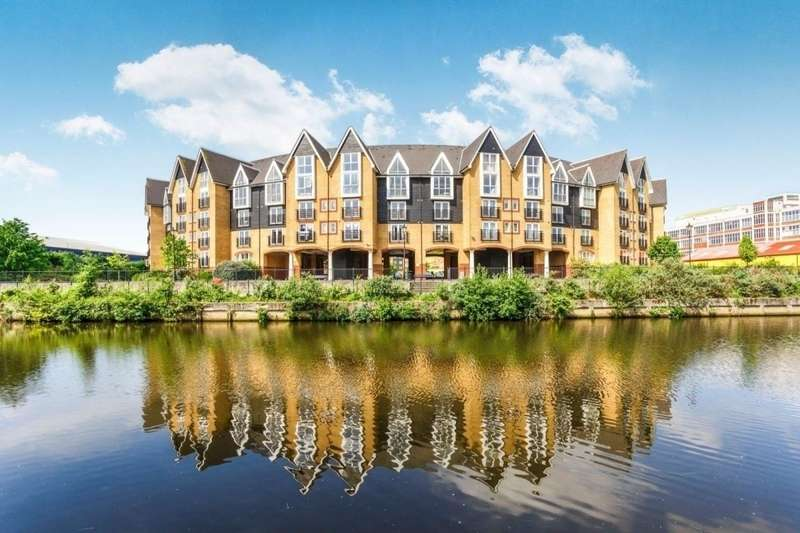 2 Bedrooms Apartment Flat for sale in Scotney Gardens, St. Peters Street, Maidstone, Kent, ME16