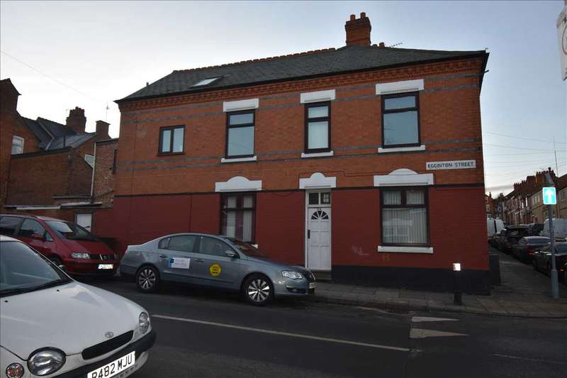 5 Bedrooms Terraced House for sale in Egginton Street, LEICESTER
