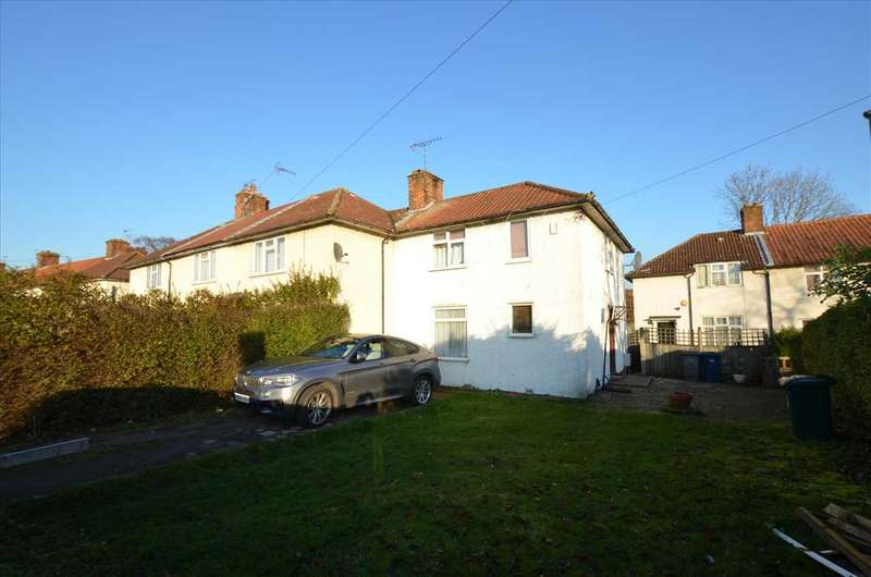 3 Bedrooms End Of Terrace House for sale in Benningholme Road, Edgware