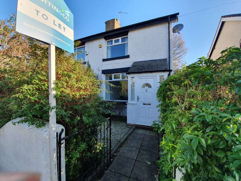 3 Bedrooms Semi Detached House for rent in Newlaithes Garden, Horsforth LS18