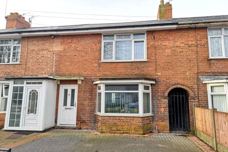 3 Bedrooms Property for sale in Fernbank Road, Birmingham, B8