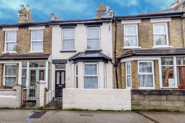 2 Bedrooms House for sale in Rochester Avenue, Rochester, Kent, ME1