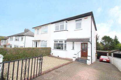 3 Bedrooms Semi Detached House for sale in Heathwood Drive, Orchard Park, East Renfrewshire
