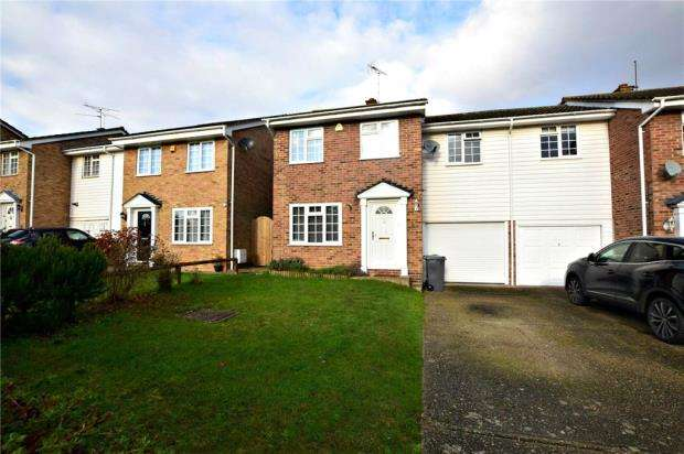 4 Bedrooms End Of Terrace House for sale in Juniper Crescent, Witham, Essex