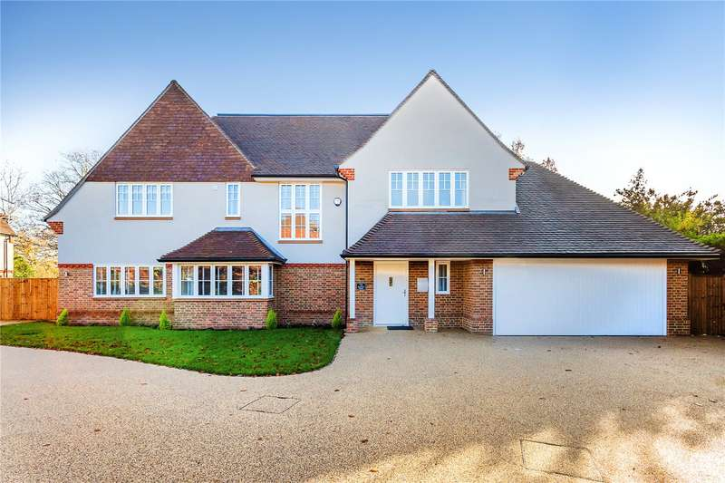 6 Bedrooms Detached House for sale in Wraylands Drive, Reigate, Surrey, RH2