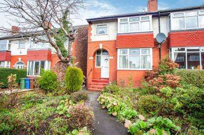 3 Bedrooms Semi Detached House for sale in St. Lesmo Road, Edgeley, Stockport, Greater Manchester