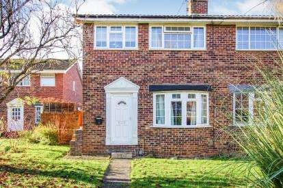 3 Bedrooms Semi Detached House for sale in Rectory Close, Yate, Bristol, South Gloucestershire