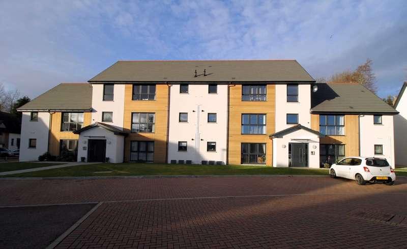 2 Bedrooms Flat for sale in Brander Gardens, Forres