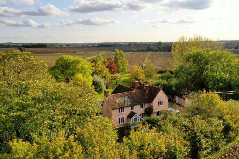 3 Bedrooms Cottage House for sale in Mill End Green, Great Easton, Dunmow
