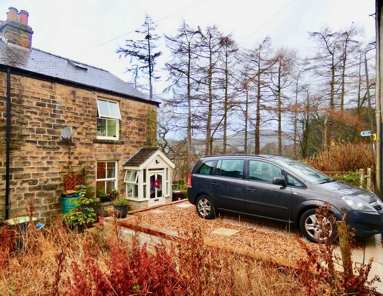 3 Bedrooms Semi Detached House for sale in Victoria Road, Bamford, Hope Valley, Derbyshire, S33