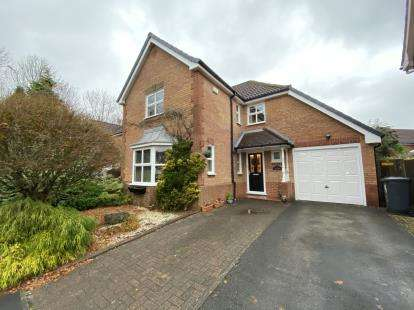 4 Bedrooms Detached House for sale in Larchgate, Fulwood, Preston, Lancashire, PR2