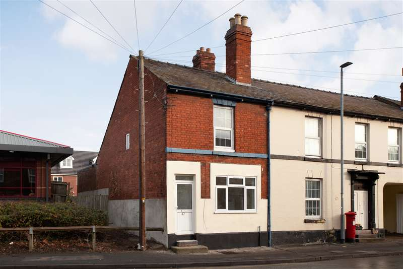 4 Bedrooms End Of Terrace House for sale in 42 Newtown Road, Hereford, HR4 9LL