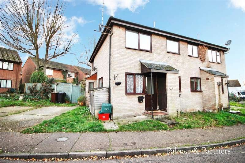 1 Bedroom End Of Terrace House for sale in Malthouse Road, Manningtree