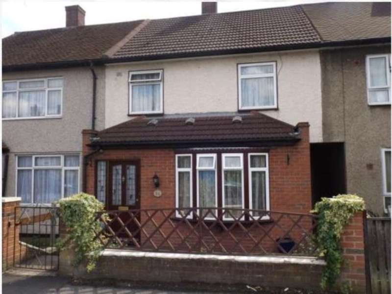 2 Bedrooms Terraced House for rent in 74 Arrowsmith Road
