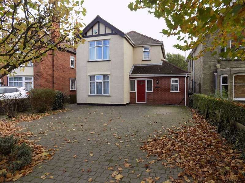 4 Bedrooms Detached House for sale in Spilsby Road, Boston
