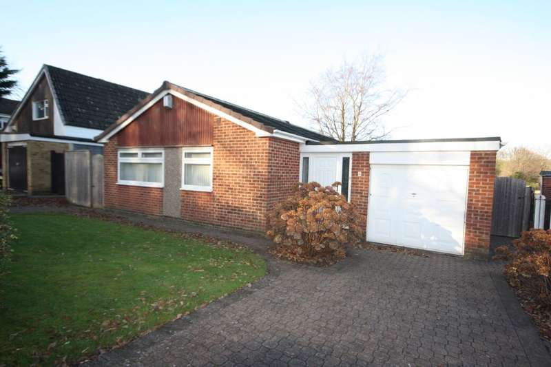 3 Bedrooms Detached Bungalow for sale in Campion Drive, Guisborough, TS14