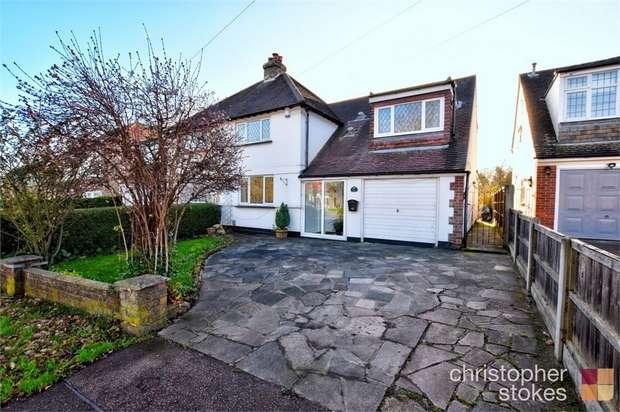 4 Bedrooms Semi Detached House for sale in Goffs Lane, Goffs Oak, Goffs Oak, Hertfordshire